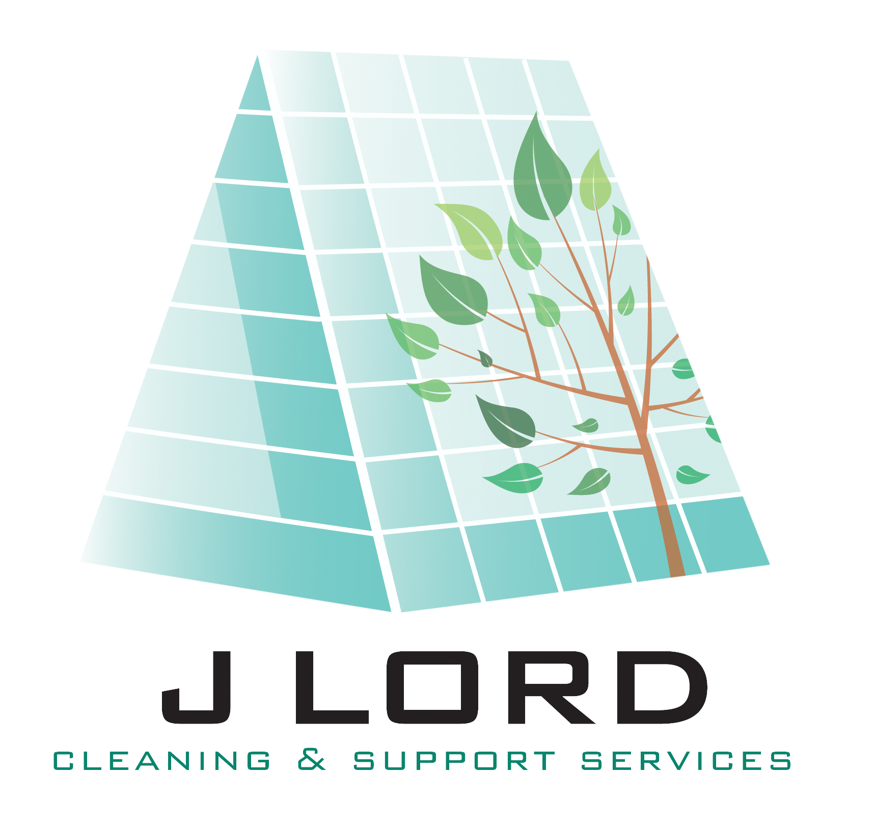J Lord Cleaning and Support Services Logo